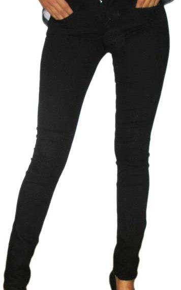 Tiffosi γυναικείο skinny μαύρο jean Blake