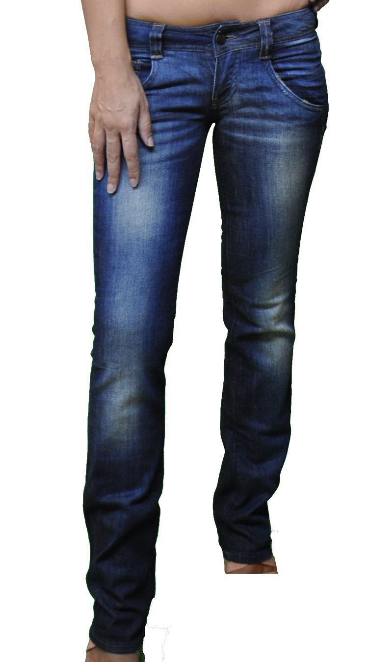 Met Jeans Girl