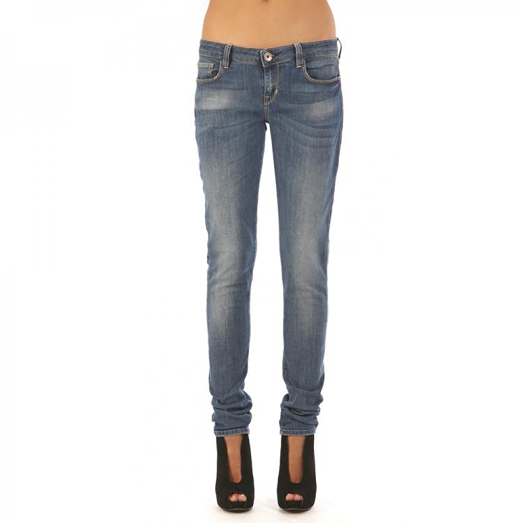 GUESS - Γυναικείο jean παντελόνι Guess
