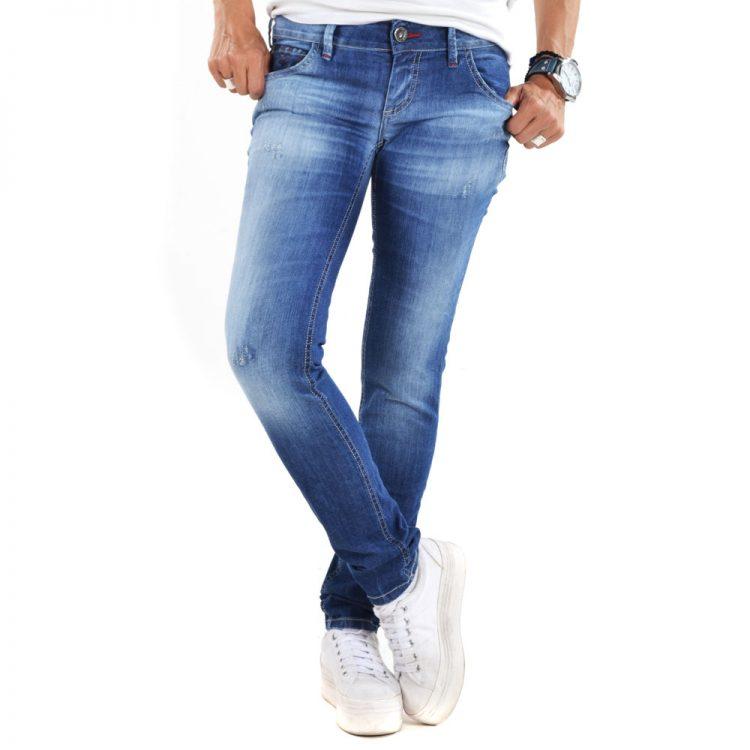 Brokers Woman Jeans-104-2708 Denim