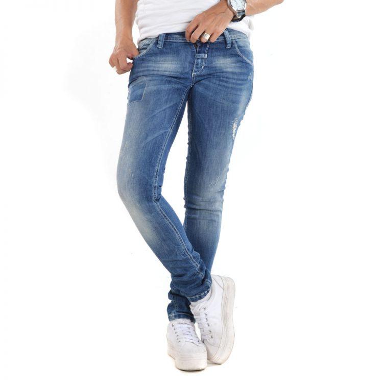 Brokers Woman Jeans-107-2902 Denim