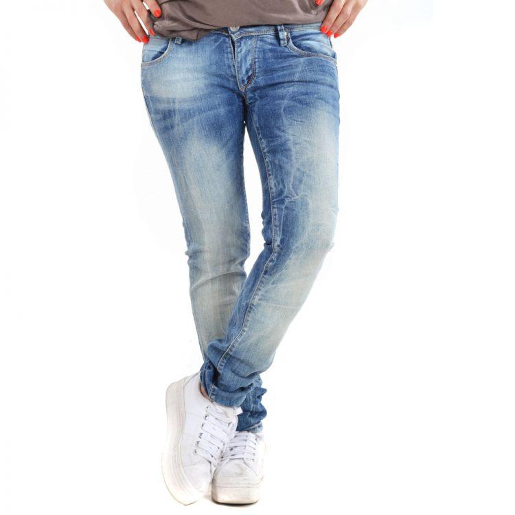 Brokers Woman Jeans-102-2001 Denim