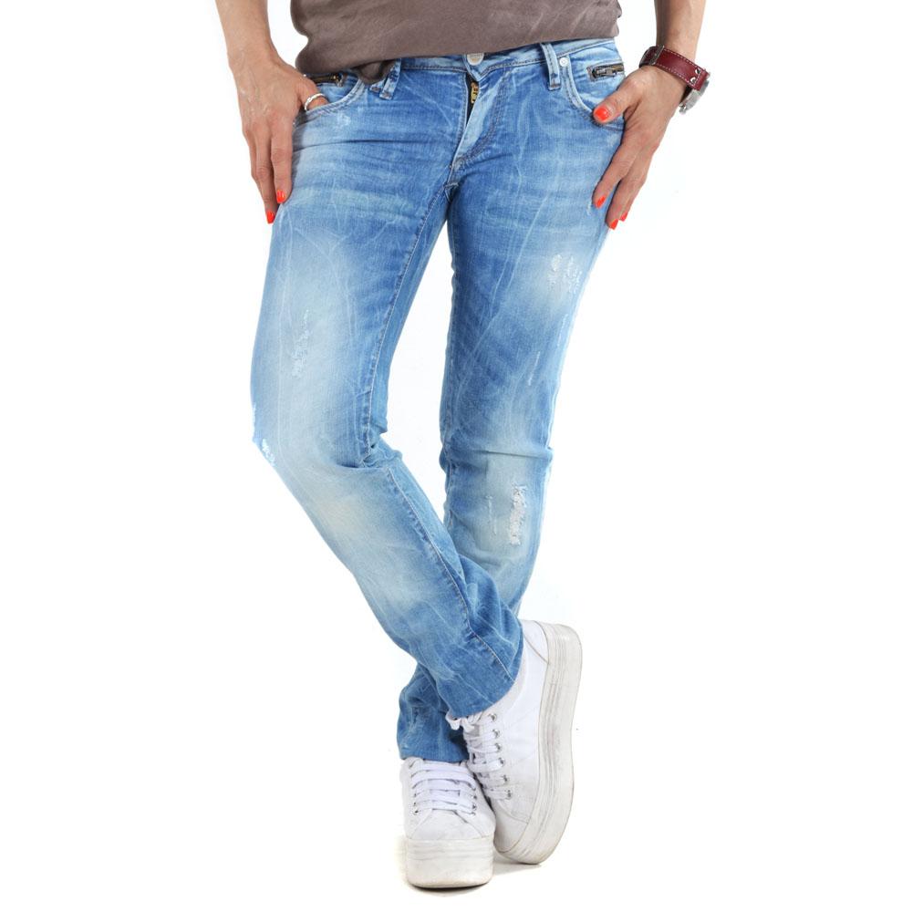 Brokers Woman Jeans-103-2003 Denim