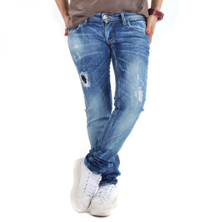 Brokers Woman Jeans-801-2002 Denim