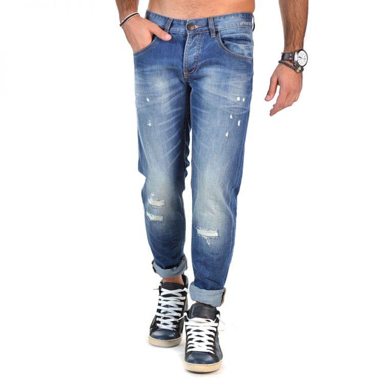Camaro Jeans-303-0101-Denim
