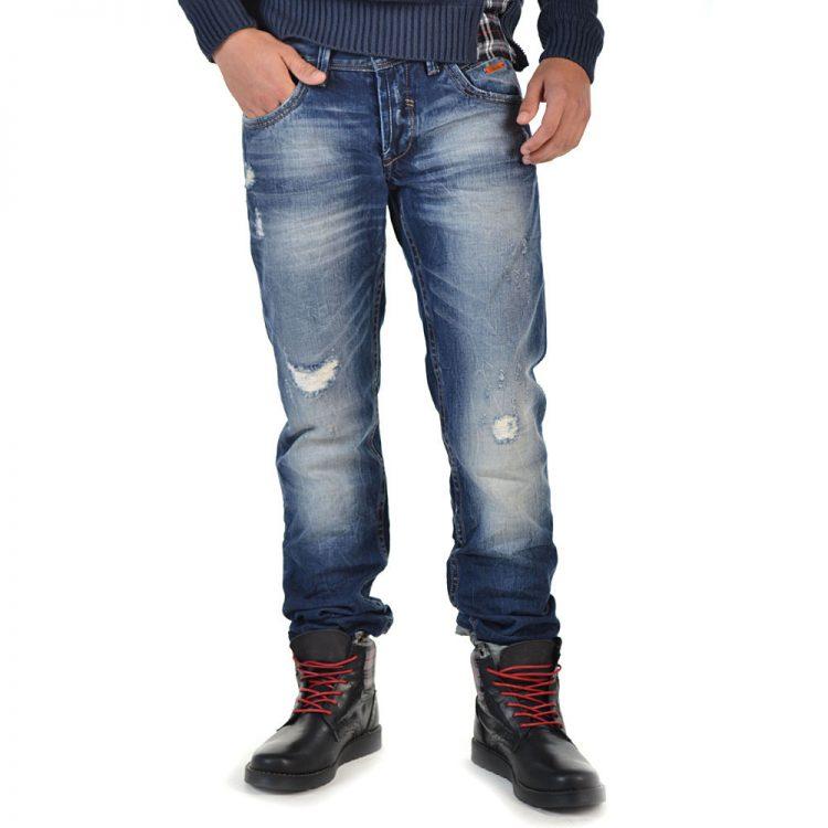 Camaro Jeans-306-0123-Denim