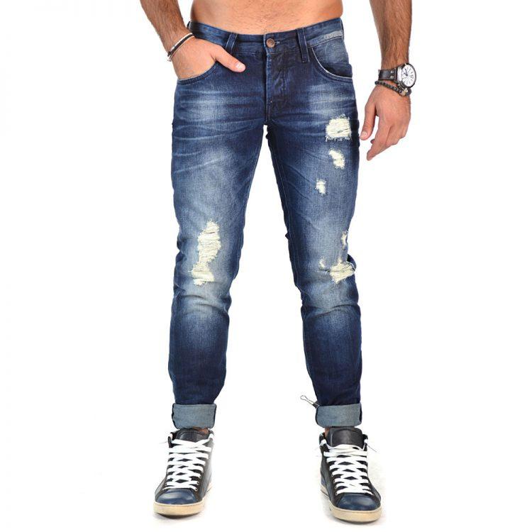 Camaro Jeans-352-0302-Denim