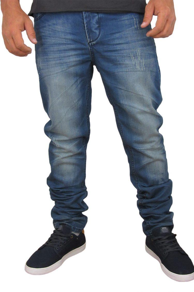 Humor Dukky jeans με εκδορές