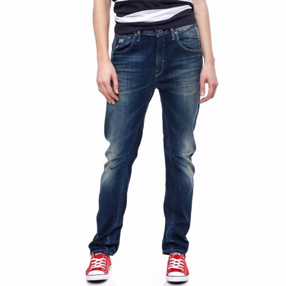 G-STAR RAW - Γυναικείο τζιν παντελόνι G-Star Raw 3301 μπλε