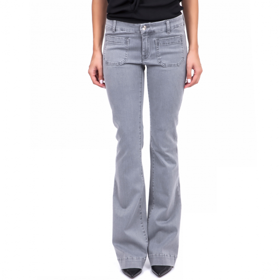 SEAFARER - Γυναικείο τζιν παντελόνι SEAFARER γκρι