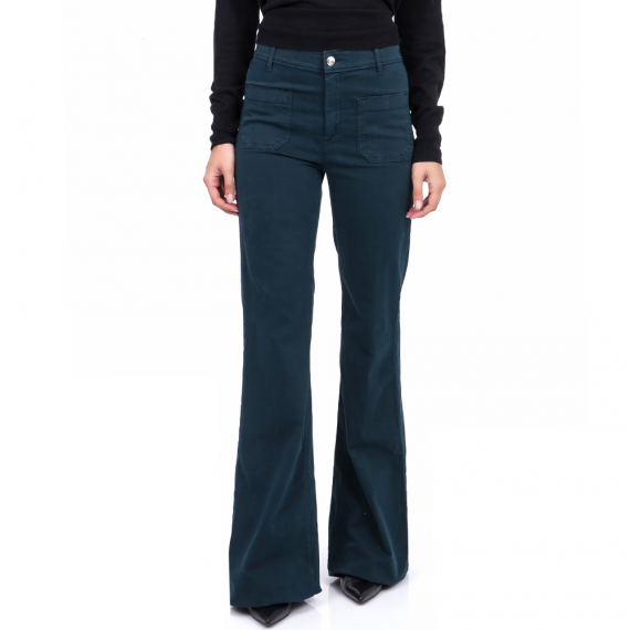 SEAFARER - Γυναικείο παντελόνι Seafarer πράσινο σκούρο