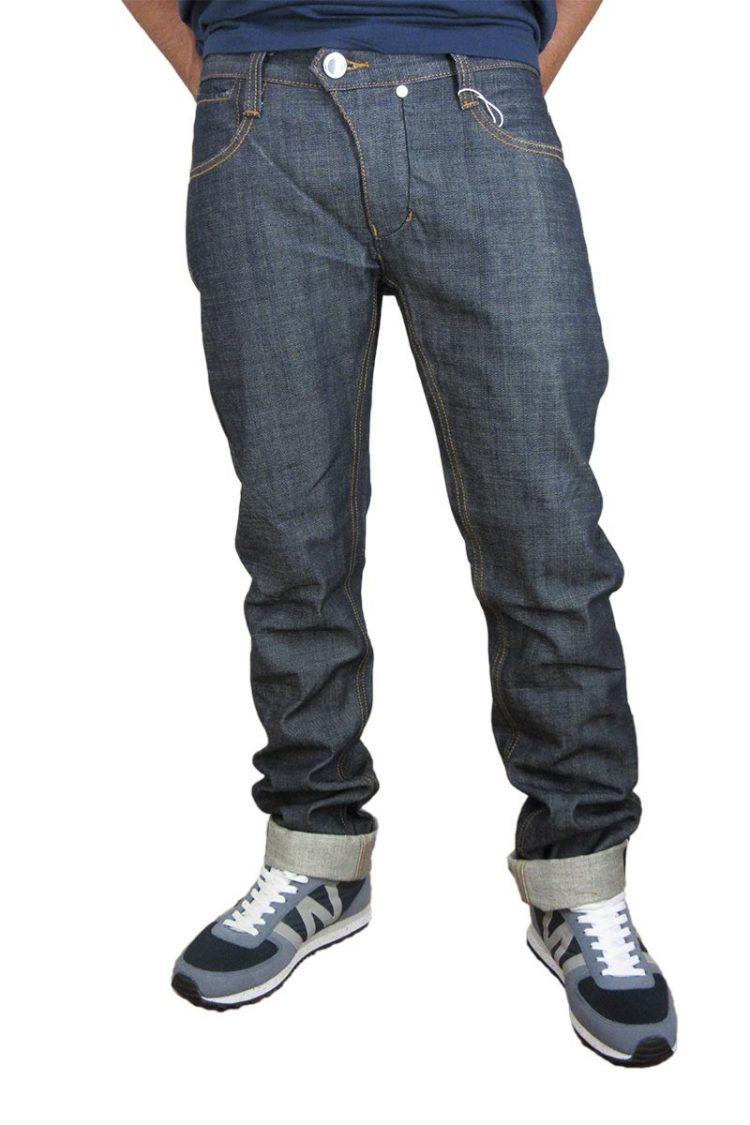 Humor ανδρικό raw jeans Jalle