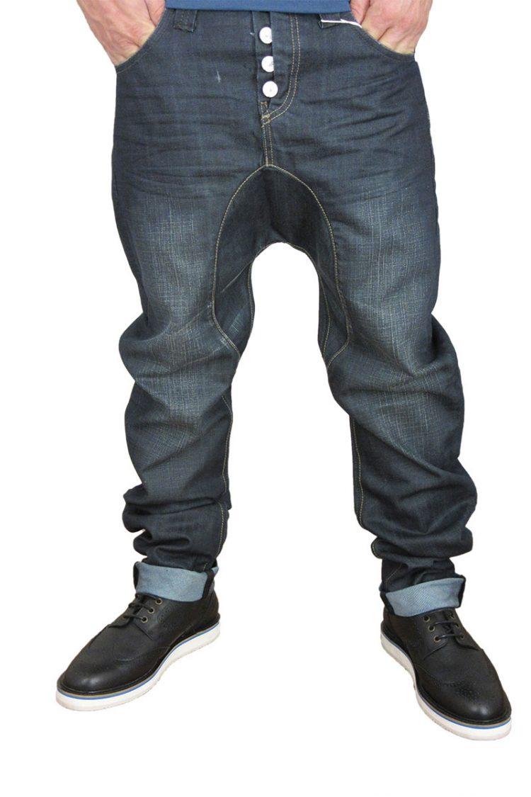 Humor Santiago jeans σκούρο μπλε