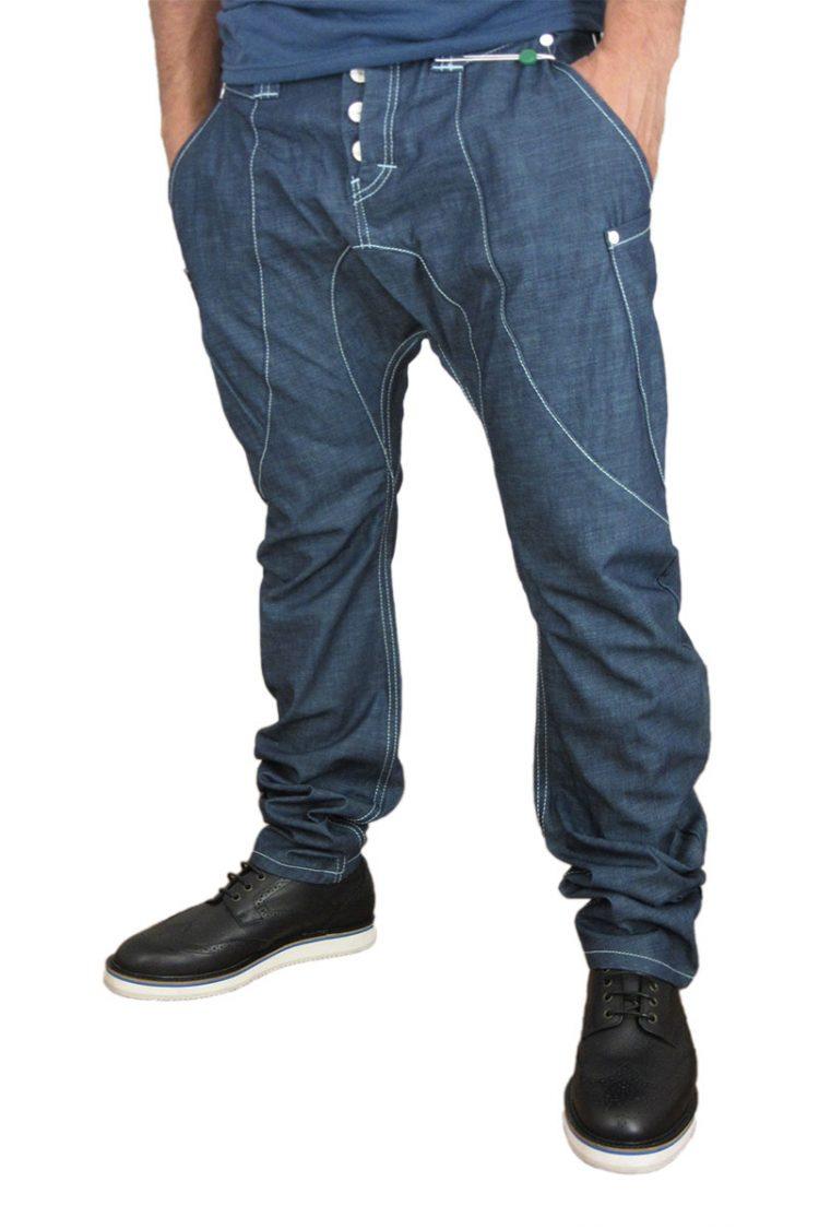 Humor Zanka jeans μπλε