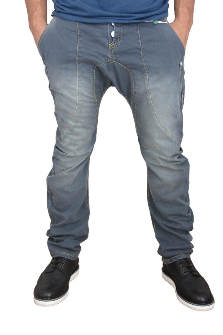 Humor Zanka jeans ξεβαμμένο