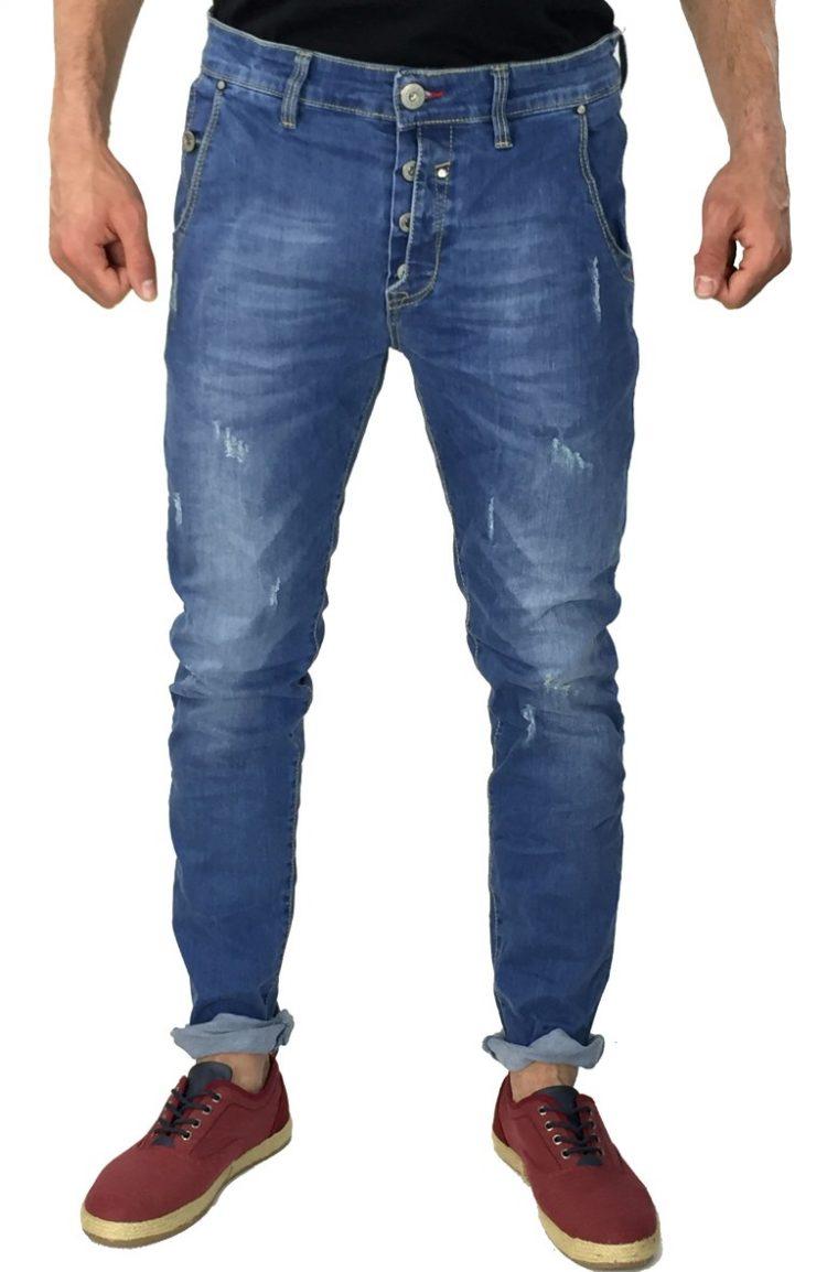 Denim United τζιν παντελόνι Du Pierro 01