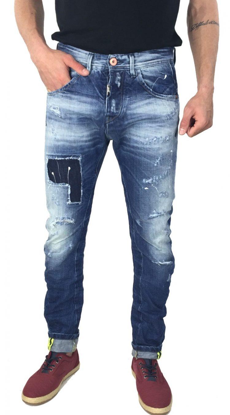Cosi bikerfit τζιν παντελόνι 47 Dean 20