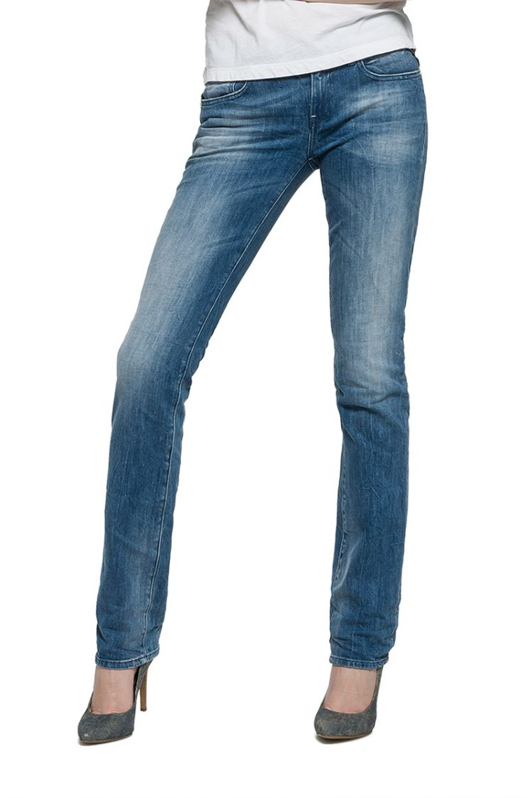 Replay γυναικείο straight fit jeans Vicky