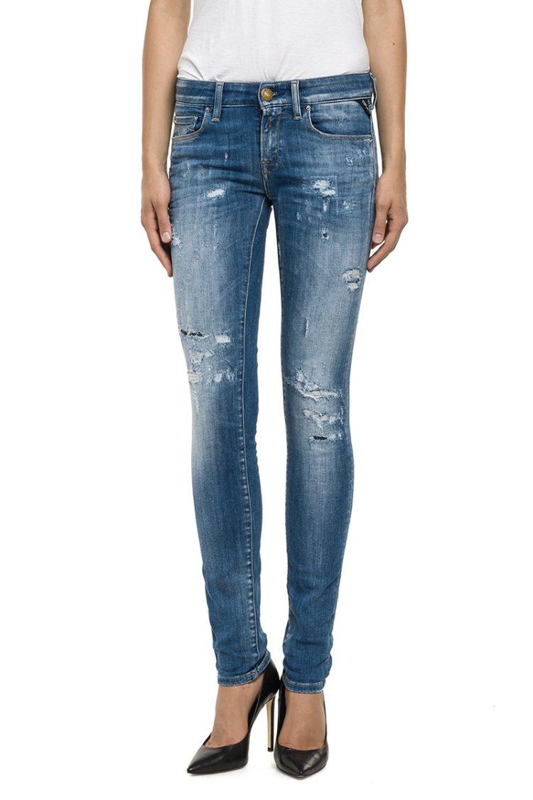 Replay γυναικείο skinny jeans Rose