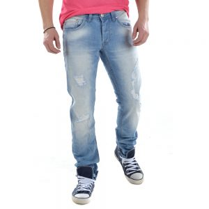 Camaro Jeans 351-0213-Denim