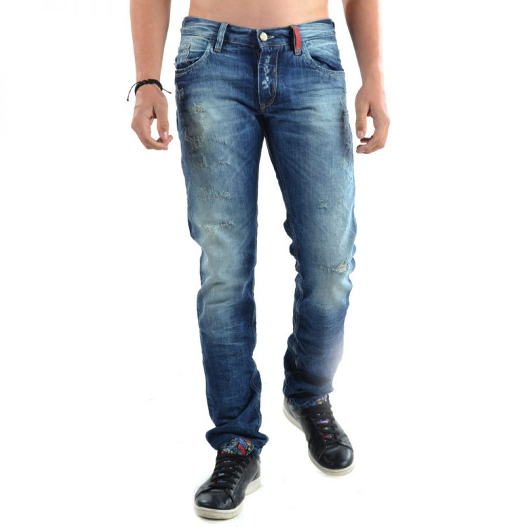 Brokers Jeans-16017-203-3443-Denim