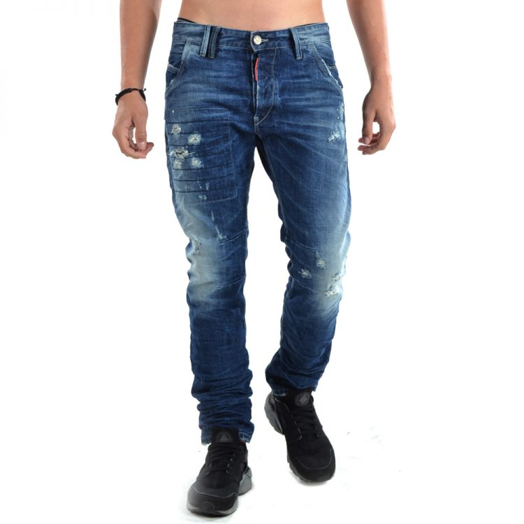 Brokers Jeans-16017-812-3226-Denim