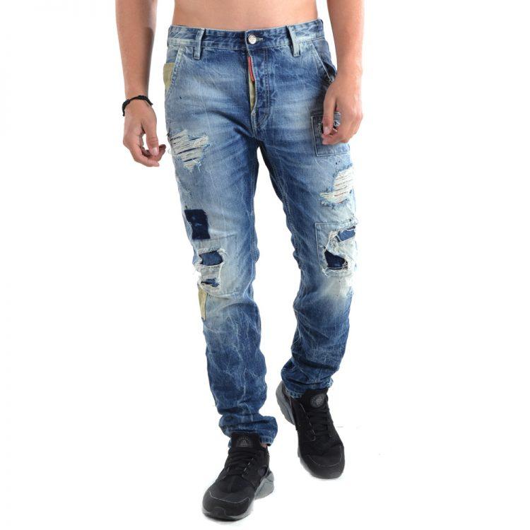 Brokers Jeans-16017-813-3242-Denim