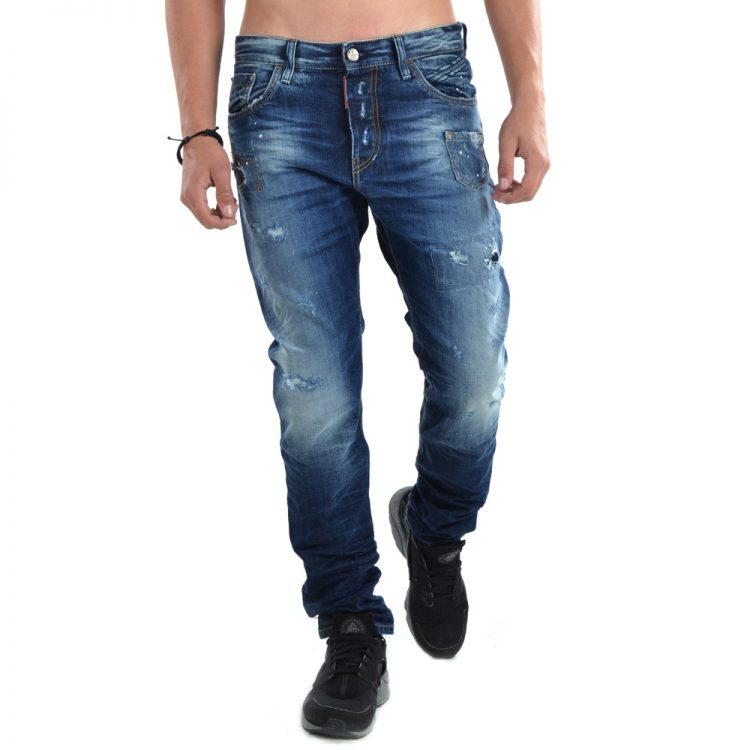 Brokers Jeans-16017-815-3532-Denim