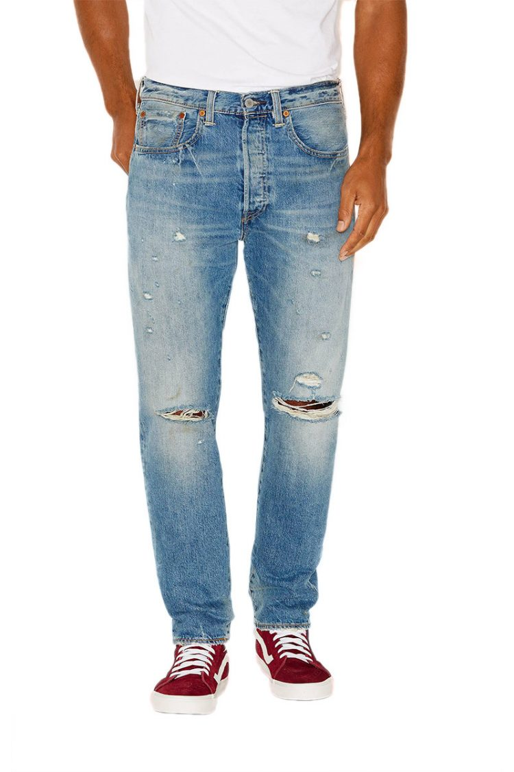 Ανδρικό LEVI'S 501® CT Dirty Dawn Jeans