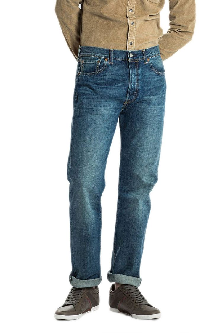 Ανδρικό LEVI'S 501® original fit Jeans hook