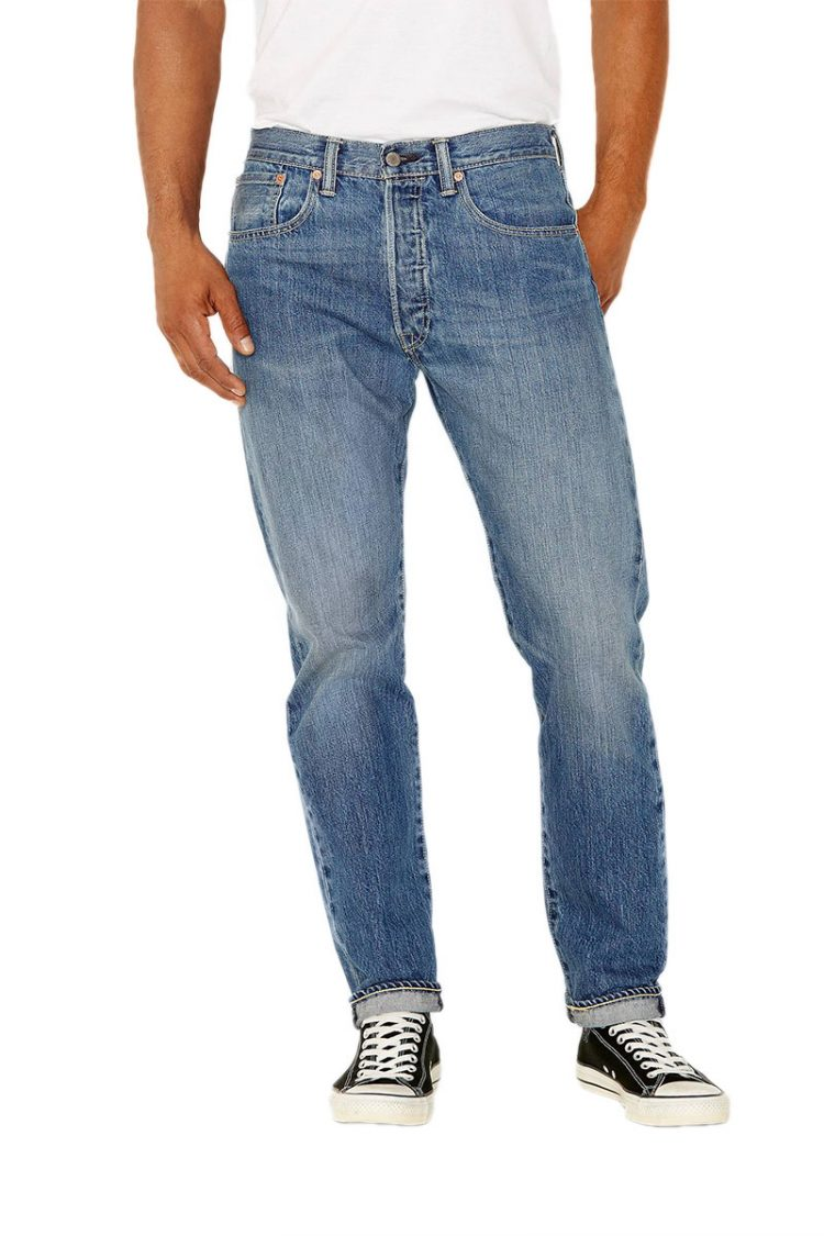Ανδρικό LEVI'S 501® CT Jeans rivington