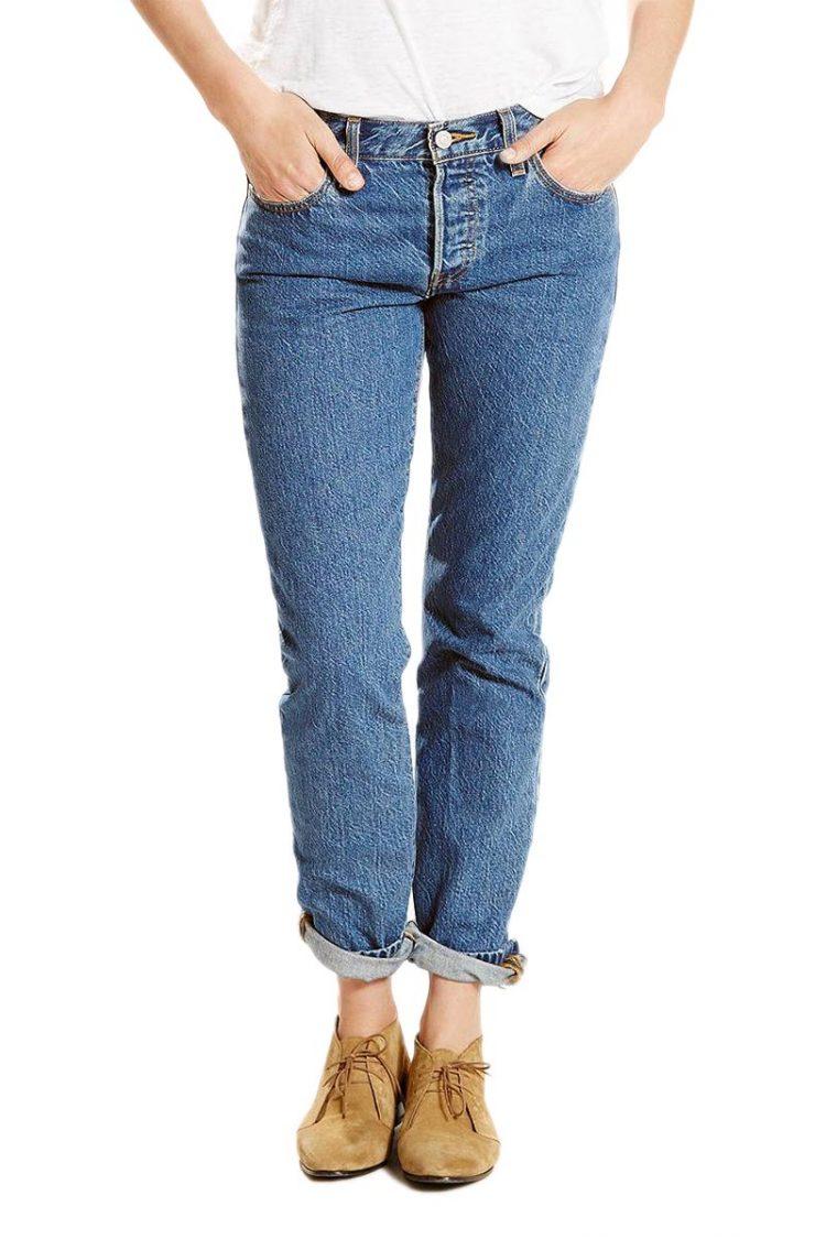 Γυναικείο LEVI'S 501® CT Jeans surf shack