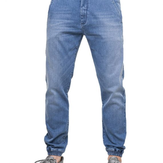 Reell ανδρικό jogger denim παντελόνι