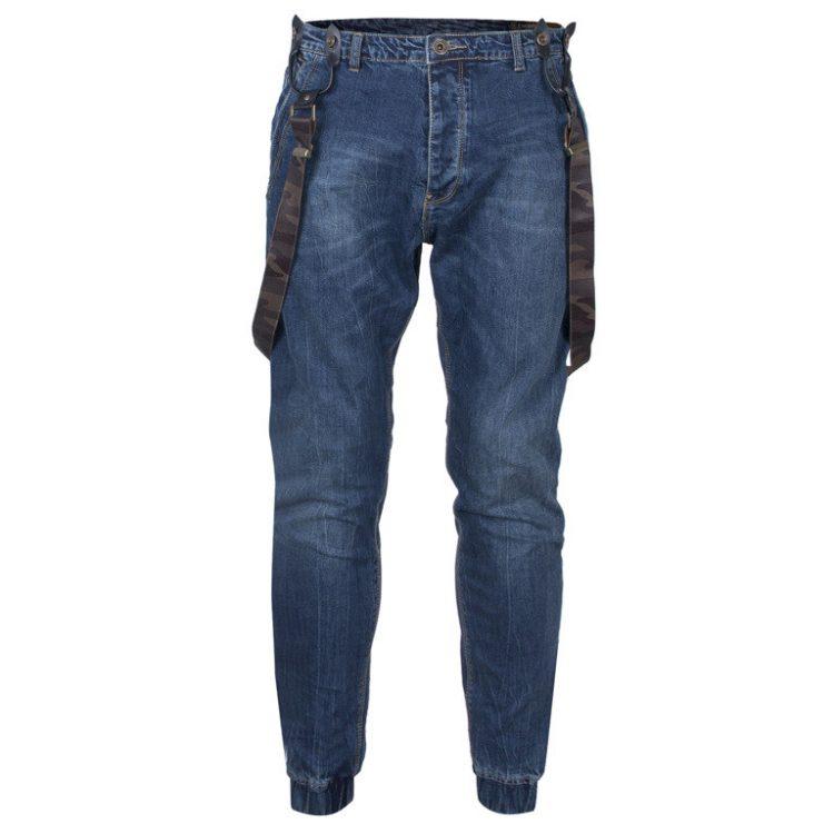 """Ανδρικό Τζιν Παντελόνι """"Burton"""" Two Jeans"""