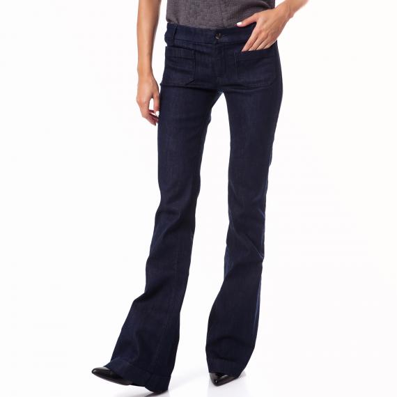SEAFARER - Γυναικείο παντελόνι Seafarer μπλε