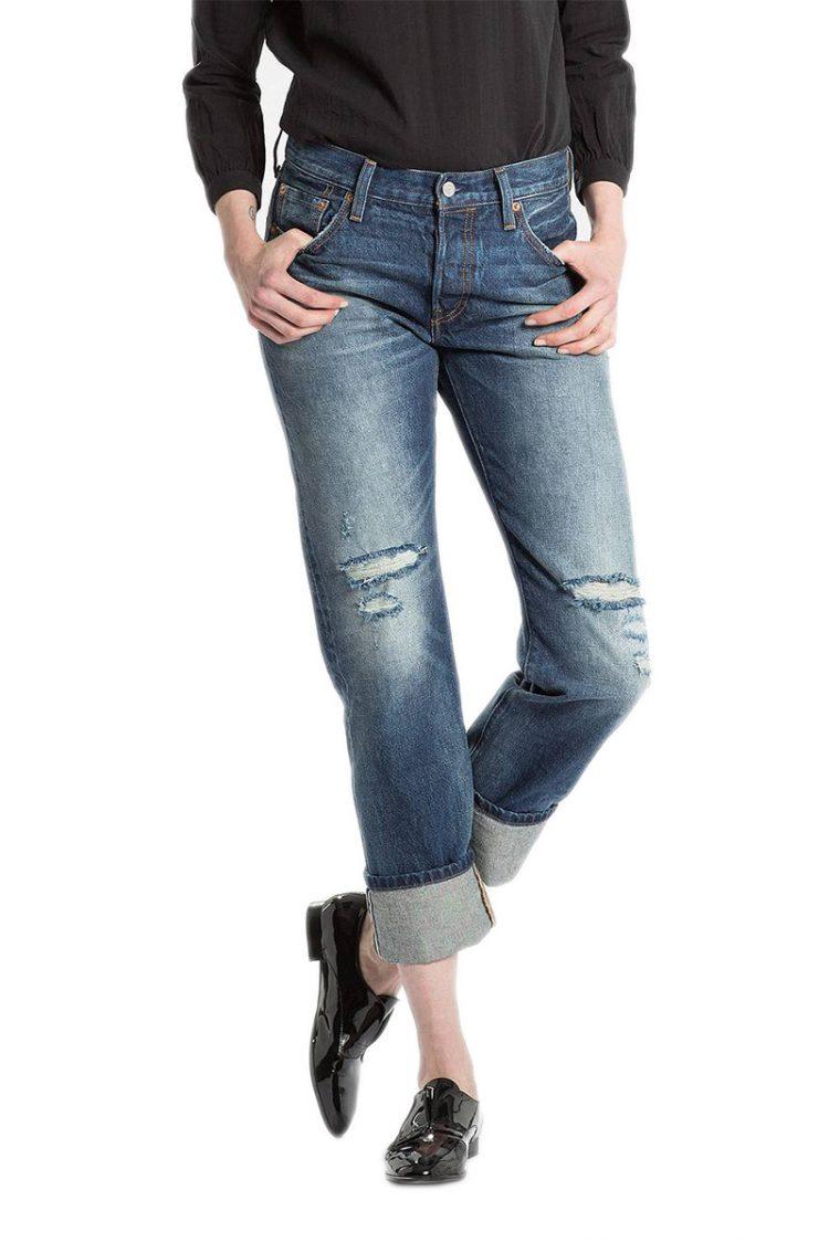 Γυναικείο LEVI'S 501® Jeans ride west