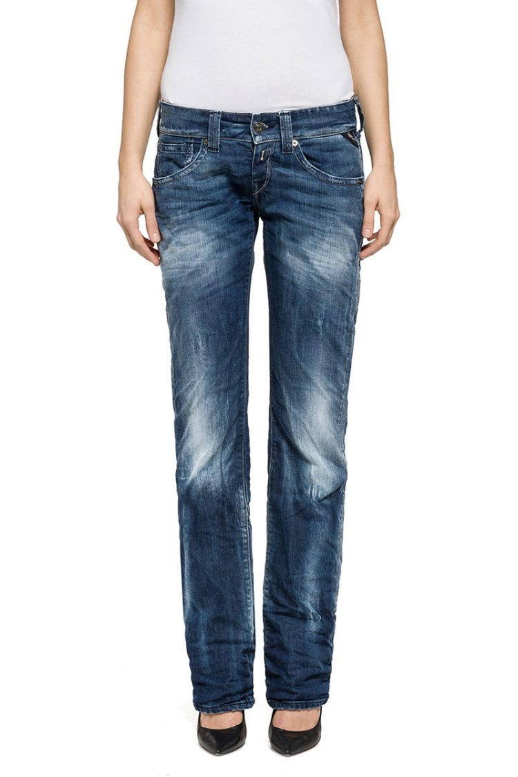 Replay γυναικείο New Swenfani relaxed fit jeans