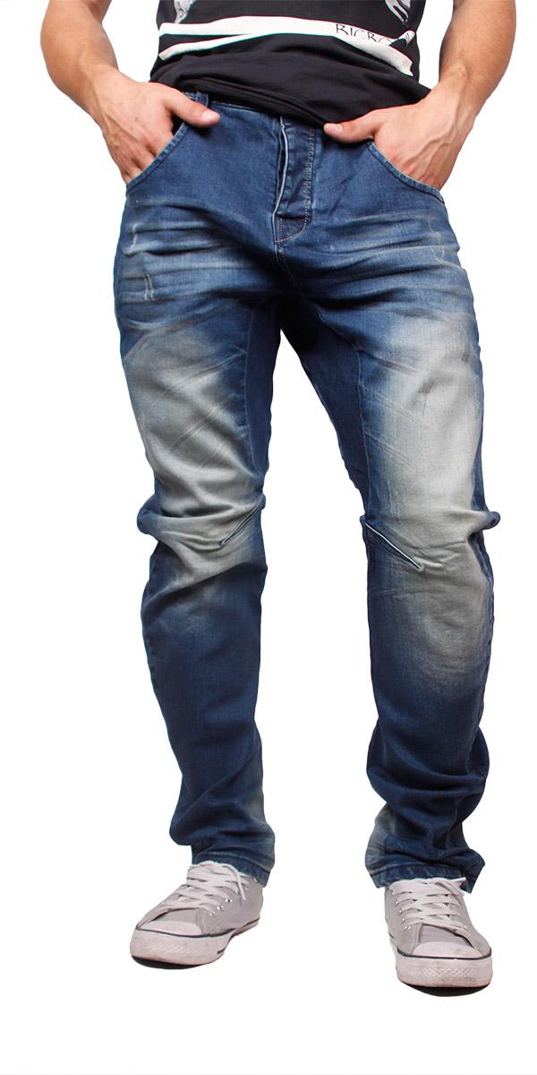 Humor Zuniga jeans ξεβαμμένο