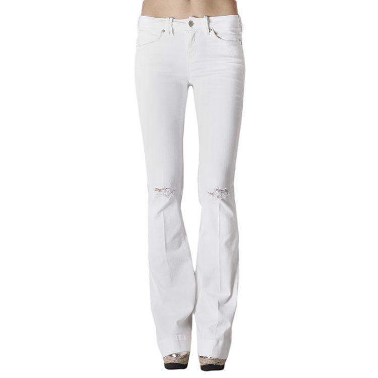 Fifty Carat Chloe Jeans (Λευκό)