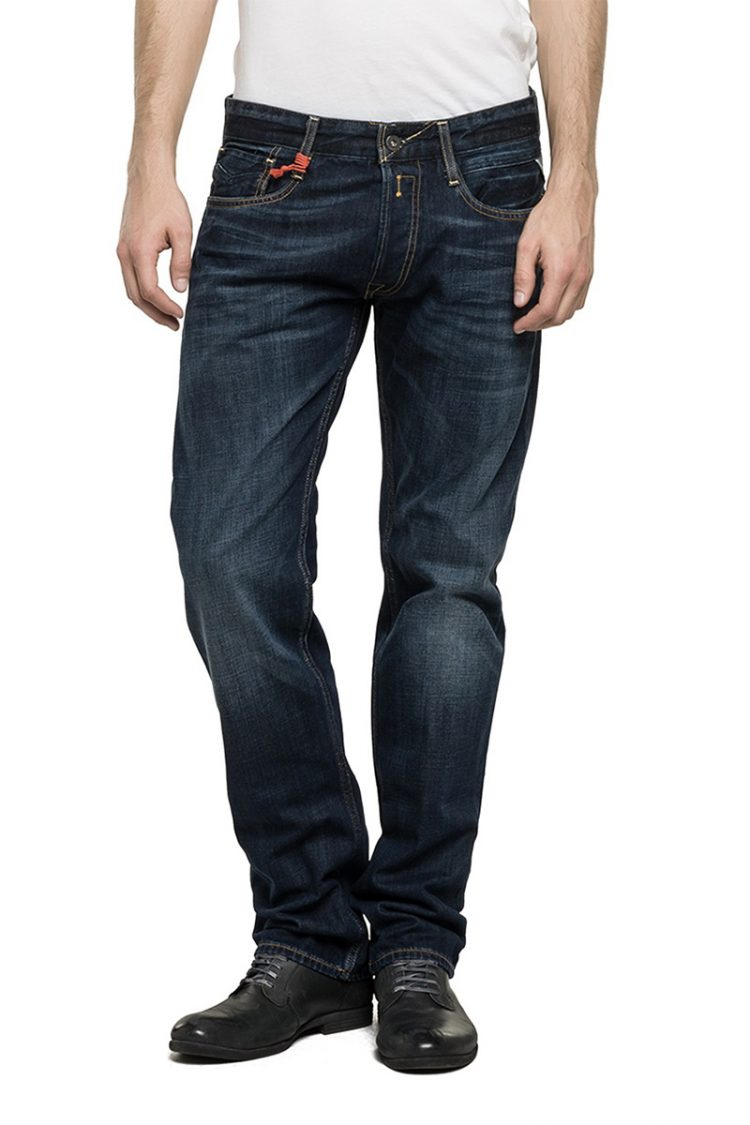 Replay ανδρικό Newbill comfort fit jeans