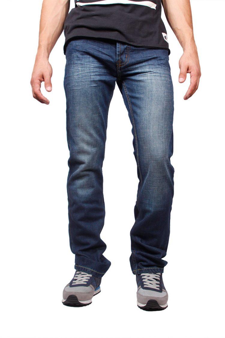 Bellfield Nevada straight fit jeans