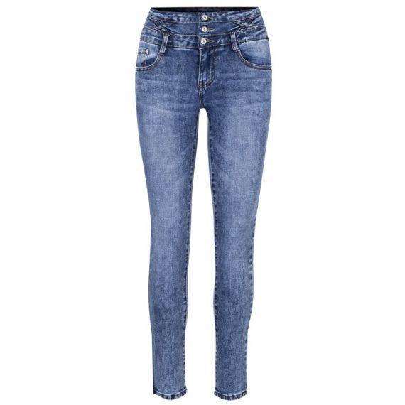 """Γυναικείο Τζιν Παντελόνι """"Holiday Jean"""" Ad' Oro"""