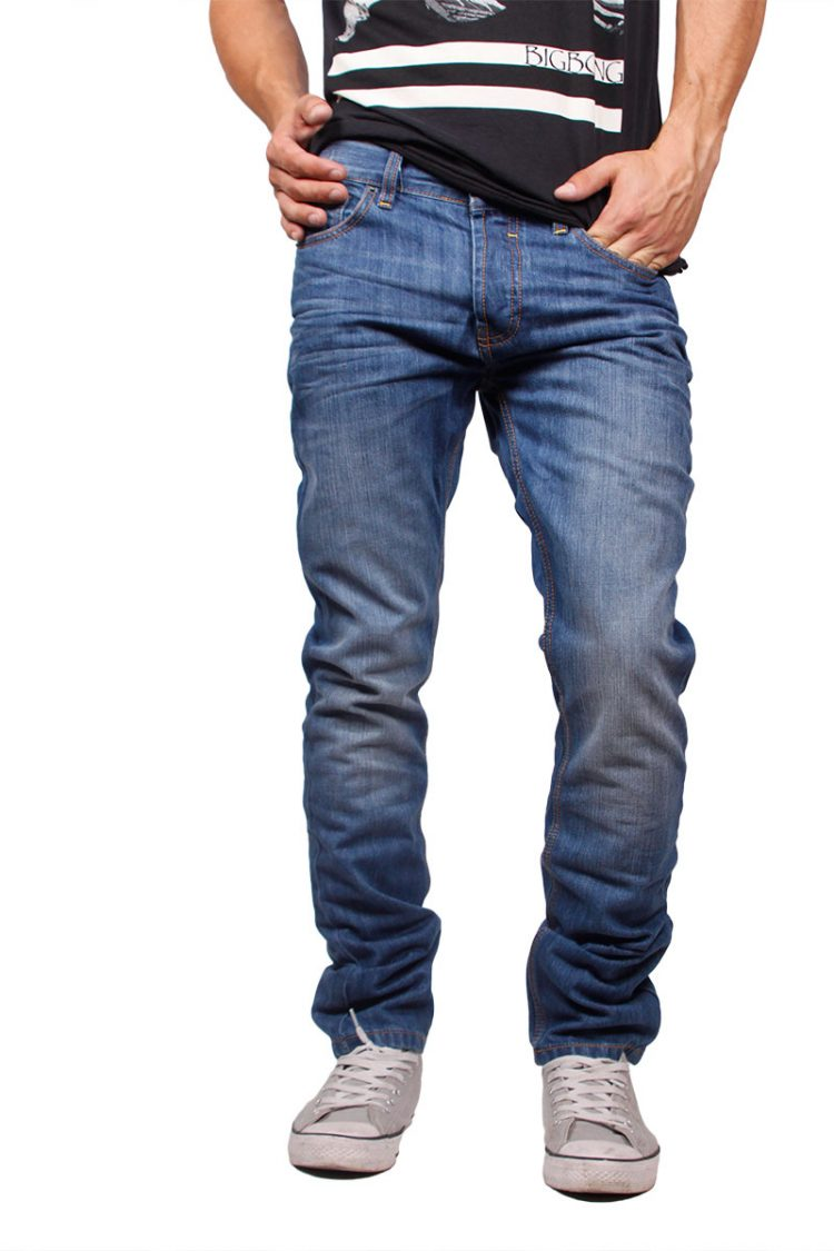 Bellfield Phoenix slim fit jeans euphrates