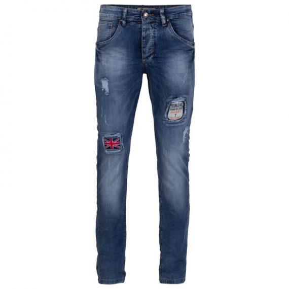 """Ανδρικό Τζιν Παντελόνι """"Milford"""" Tmk Jeans"""