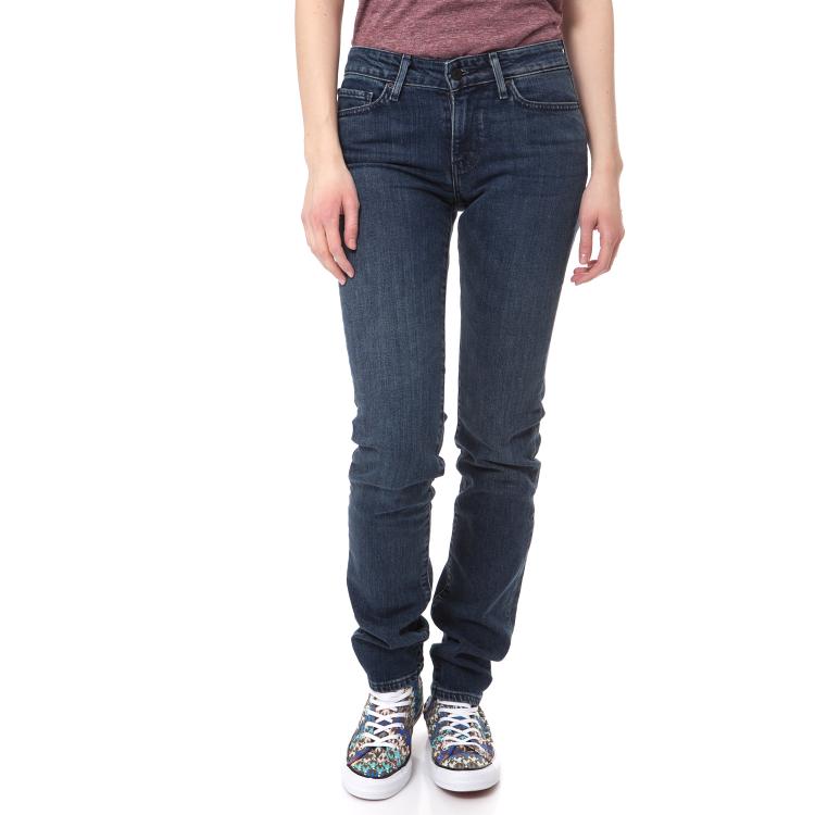 LEVI'S - Γυναικελιο τζιν παντελόνι Levi's 712 SLIM μπλε