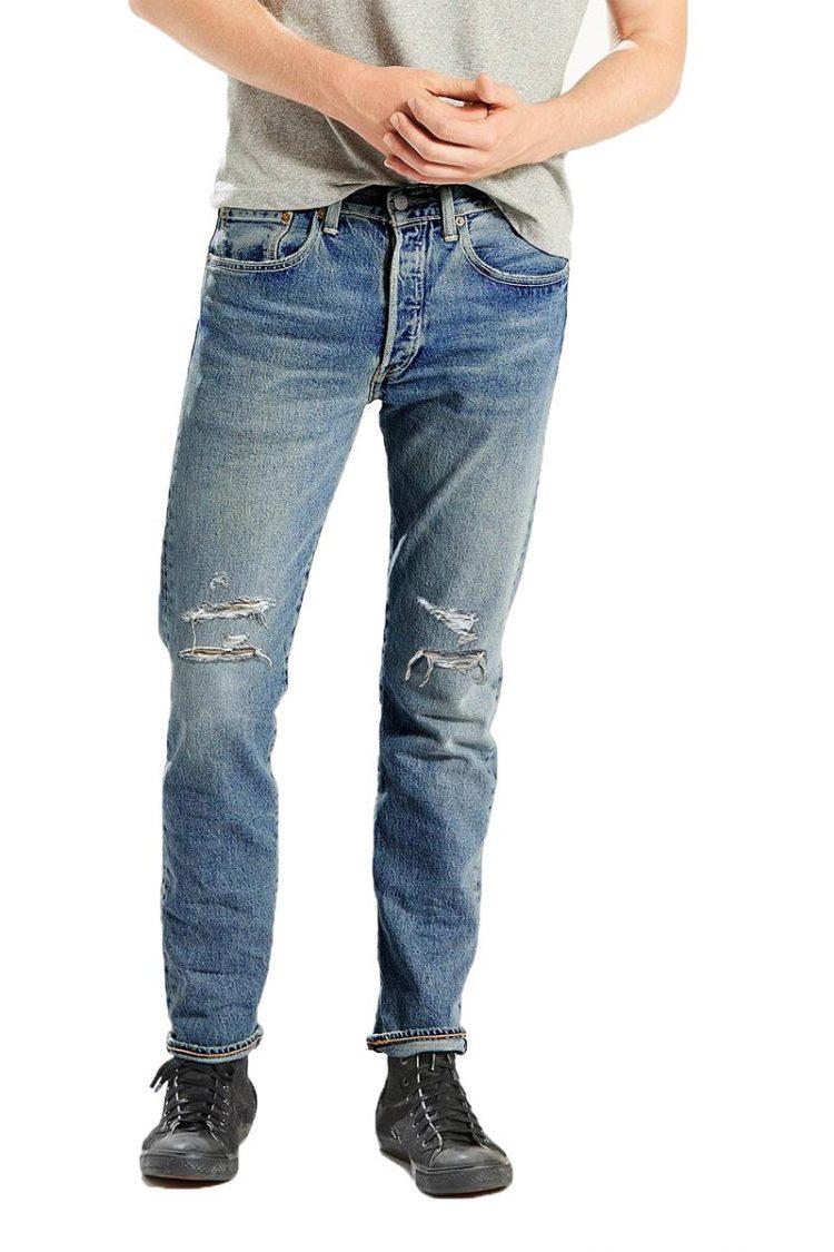 Ανδρικό LEVI'S 501® jeans skinny bad boy