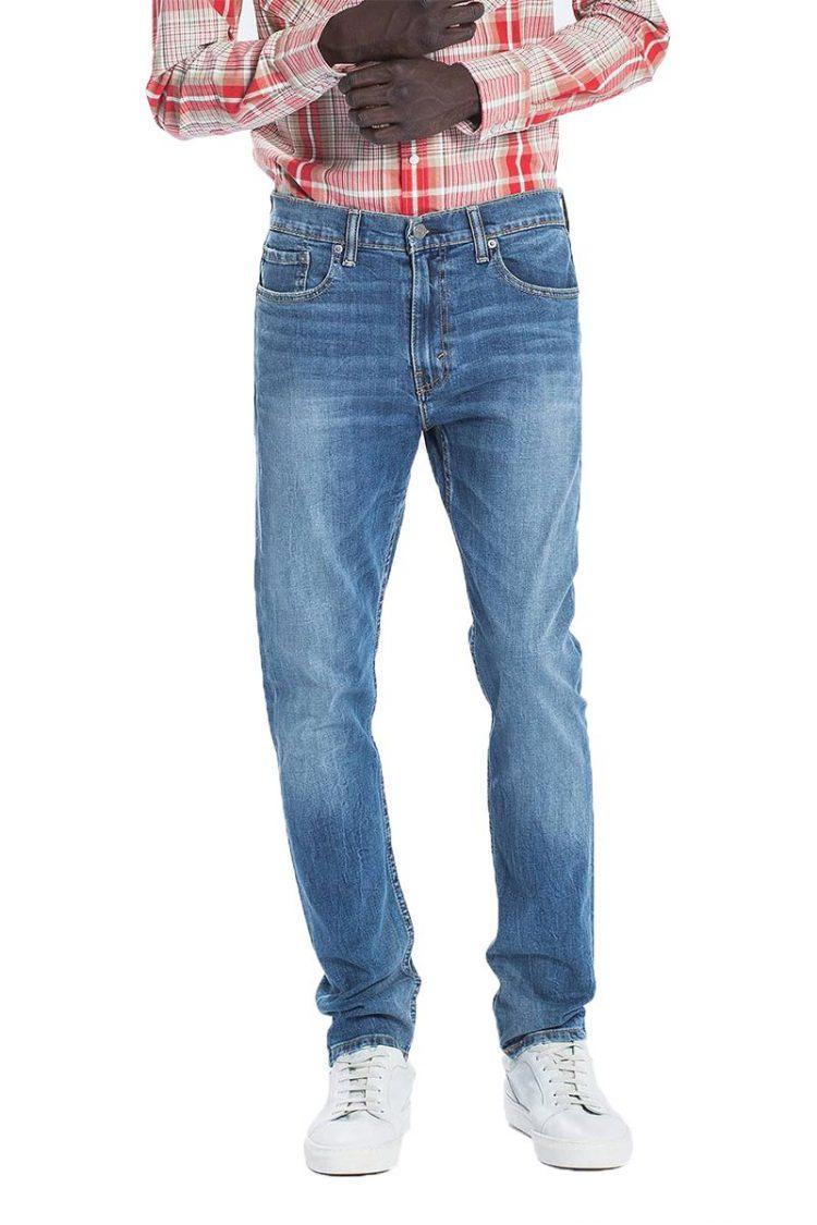 Ανδρικό LEVI'S 512™ slim taper fit jeans tanager