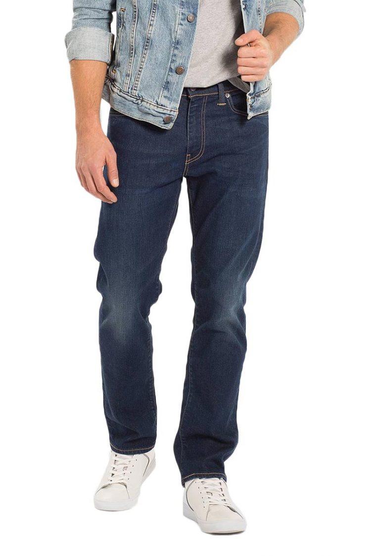 Ανδρικό LEVI'S 504™ regular straight jeans festival rain