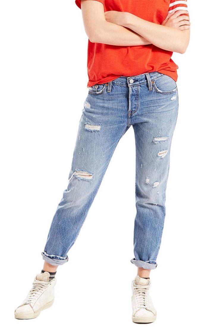 Γυναικείο LEVI'S 501® CT Jeans radio star