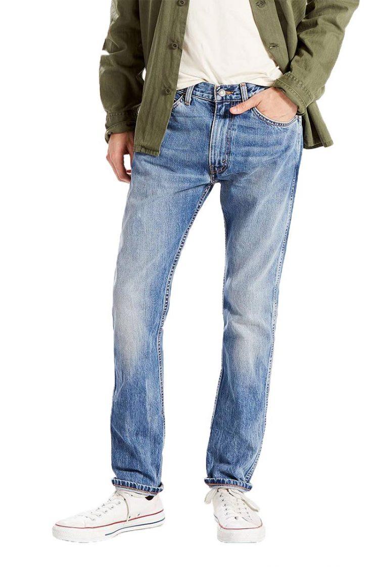 Ανδρικό LEVI'S 505™ C jeans slim fit on Kingdom ot